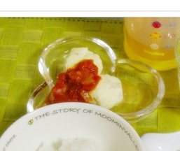 鯛団子トマトソース