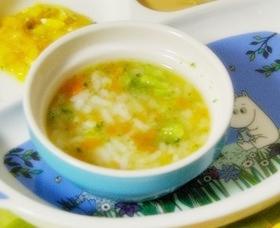 64ブロッコリースープ粥