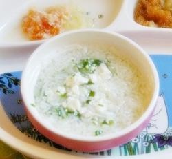 豆腐とかぶの素麺1