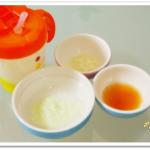 離乳食36日2回目キャベツミルク粥