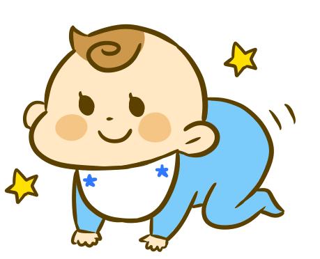 生後7.8ヶ月赤ちゃん