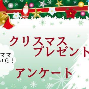0歳クリスマスプレゼント